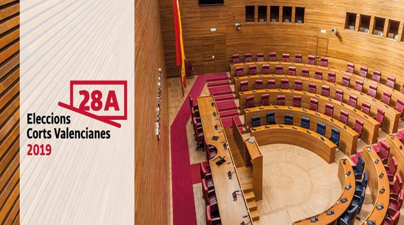 Eleccions a Corts Generals i Corts Valencianes 2019