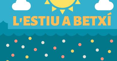 Estiu a Betxí: tallers programats per al mes de juliol
