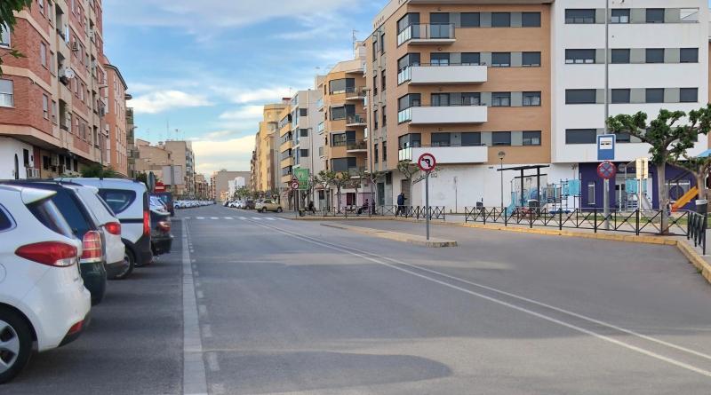 L'Ajuntament inicia un procés d'informació sobre les obres de l'avinguda del Primer de Maig