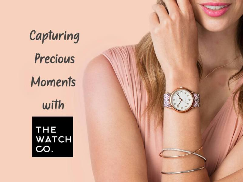 Capturing Precious Moments with THE WATCH Co