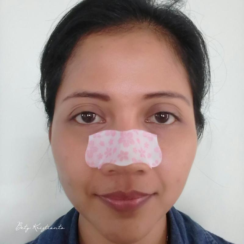 Review Biore Pore Pack Cherry blossom