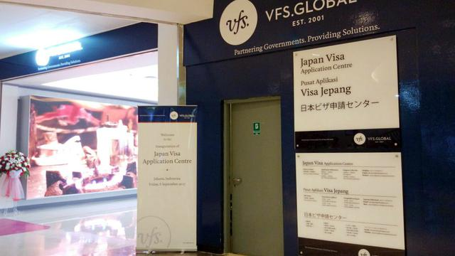 Japan Visa Application Centre