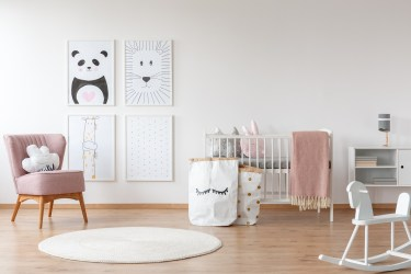 Stock picture showing a child's room. Consumer groups want all these products to fall under the same future EU market surveillance regime.