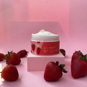 beurre fraise