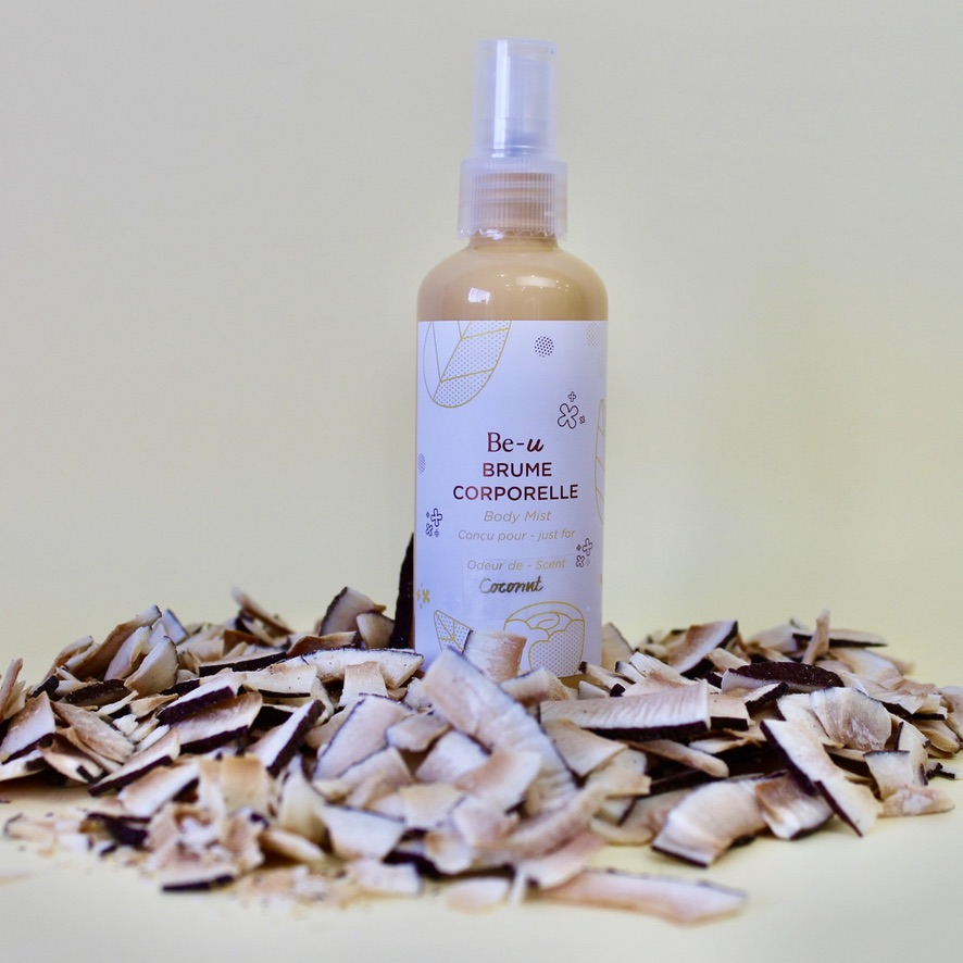 Body Mist – Coconut