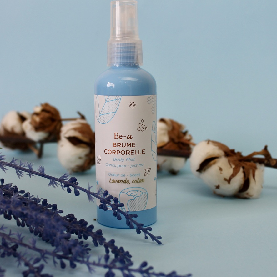 Body Mist – Lavender and Cotton