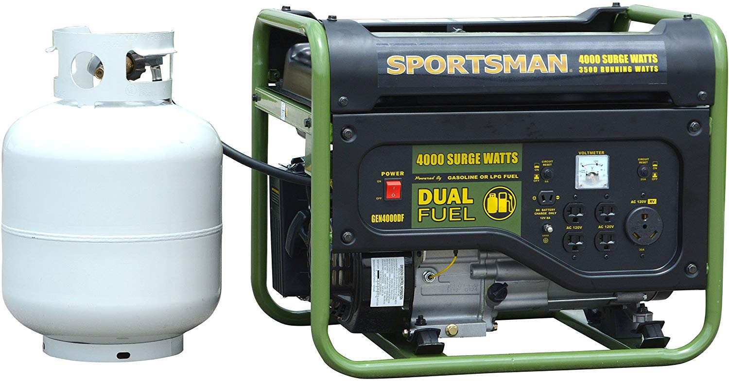 8 Best Dual Fuel Generator Powered By Propane Amp Gasoline