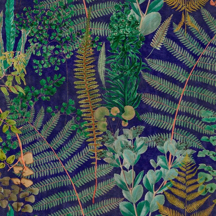 Mind The Gap Sanctuary Floral Wallpaper Beut Co Uk