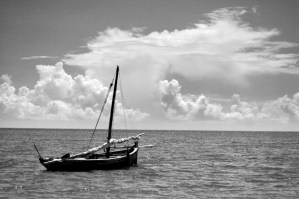 Black and White Dowh Bagamoyo