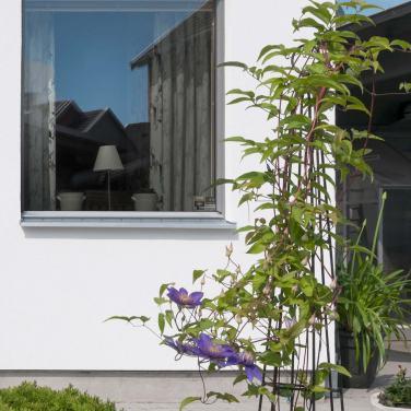 Fasadrenovering enstegstätad / tvåstegstätad fasad