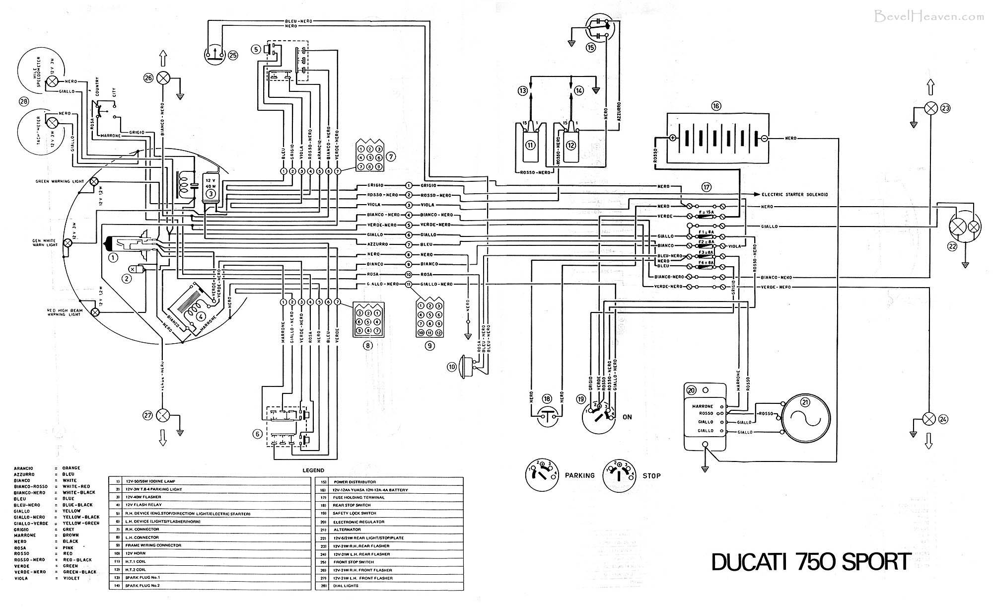 Arctic Cat 90 Wiring Diagram