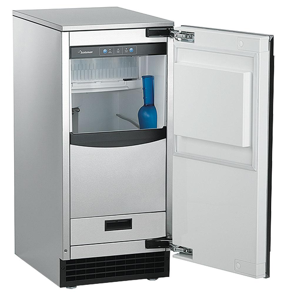 Scotsman SCCP50MA 1SU Ice Maker 65 Lbs Drain Pump