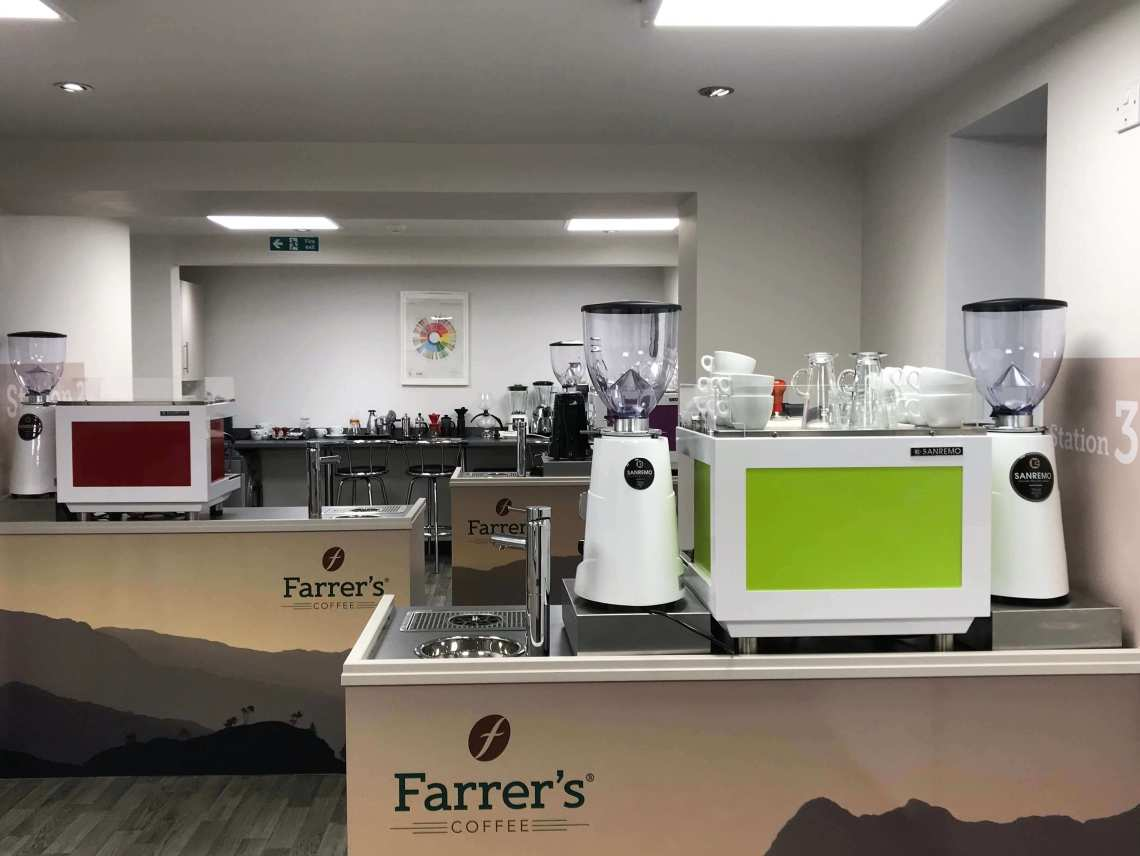 Farrer's launch festive drinks