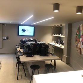 Barista Training Partnership in Athens