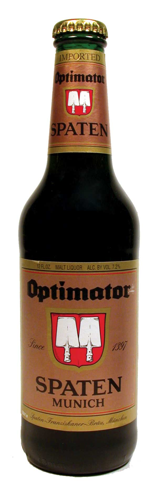 Spaten Optimator 12oz Bottle