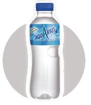 Aquarius Coca Cola