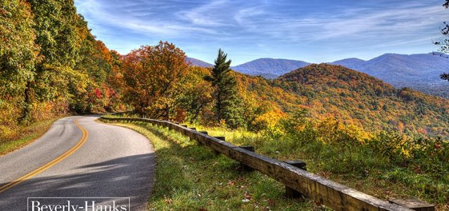 Explore the Blue Ridge Parkway, a Road Like No Other