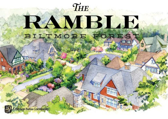 the ramble- Biltmore Farms, new homesites, now available