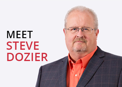 Meet Steve Dozier, the agent for this week's WLOS Home of the Week.