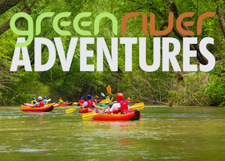 $10 off an Adventure at Green River Adventures