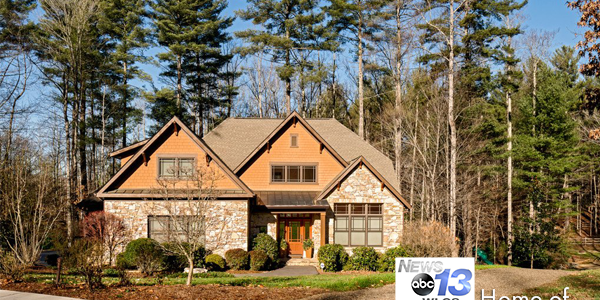 WLOS Home of the Week: 815 Quill Gordon Court