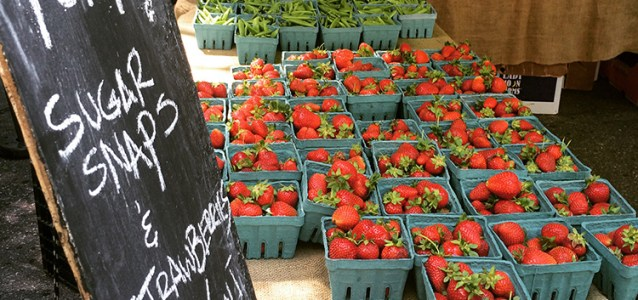 Agents Answer: Where are the Best Farmers Markets in WNC?