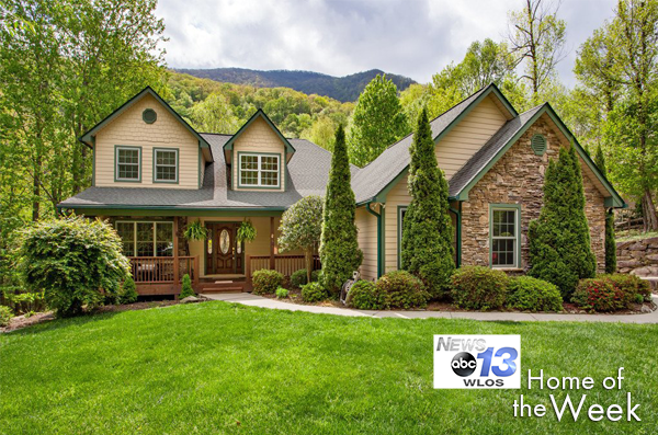 WLOS Home of the Week: 23 Serenity Cove