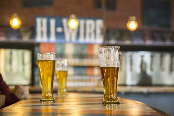 5 Asheville Breweries that are Already Serving Octoberfest Beers