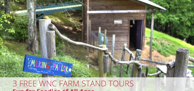 3 Free Farm Stand Tours Guaranteed to be Fun for Foodies of All Ages [Interactive Maps]
