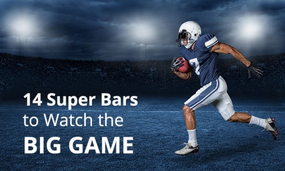 14 Super Bars across WNC to Watch the Big Game this Weekend