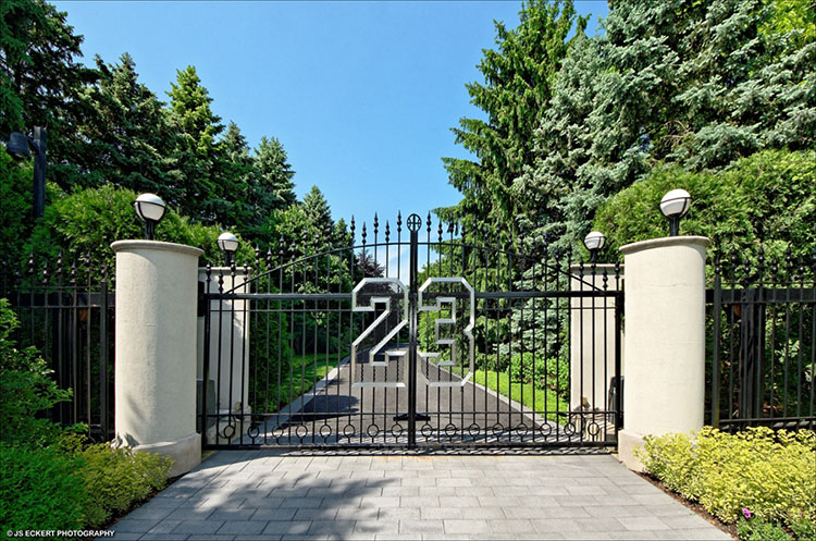 An inside Look at Michael Jordan's Enormous Luxury Home for Sale