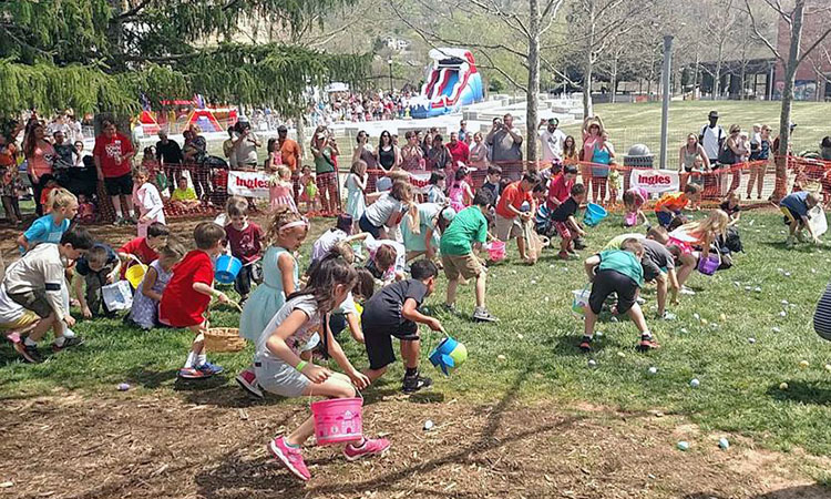 Get Egg-cited for These 12 Family-Friendly Easter Egg Hunts