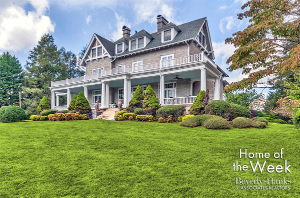 Beverly-Hanks Home of the Week: 72 Beaumont Drive in Flat Rock