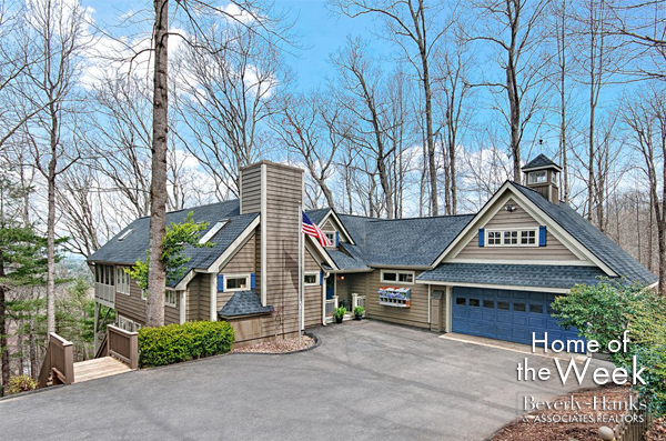 Beverly-Hanks Home of the Week: 513 Kingcrest Drive in Flat Rock