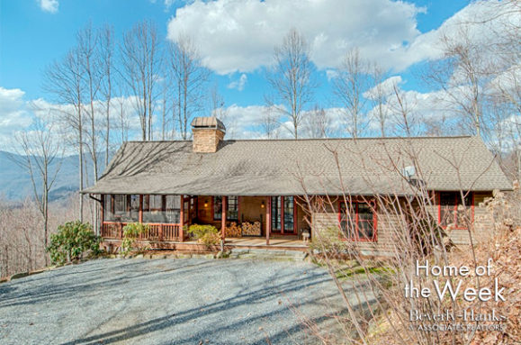 Beverly-Hanks Home of the Week: 9 Brow Log Way in Sylva