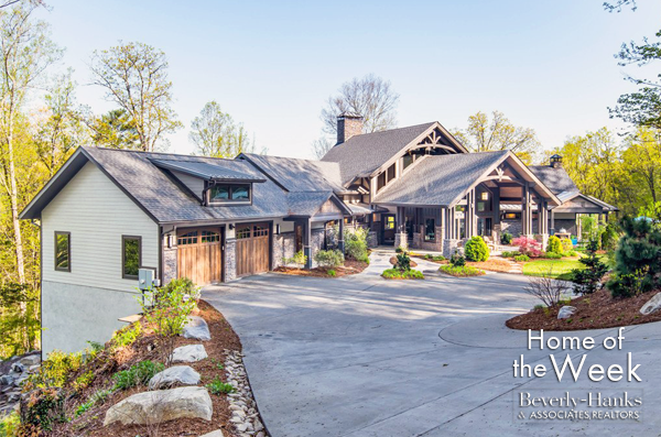 Beverly-Hanks Home of the Week: 360 Vance Gap Road in Asheville