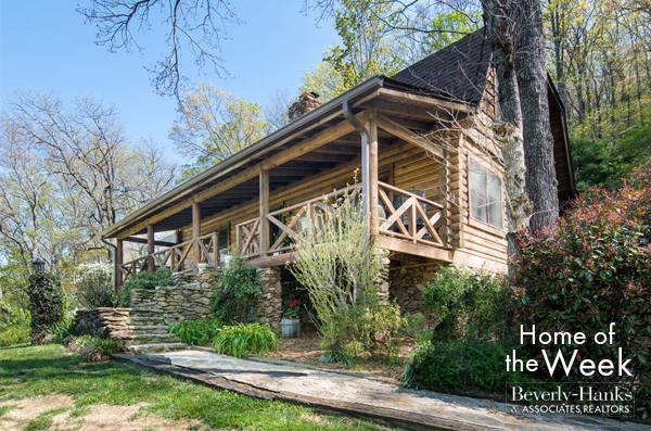 Beverly-Hanks Home of the Week: 68 So Hi Trail in Black Mountain