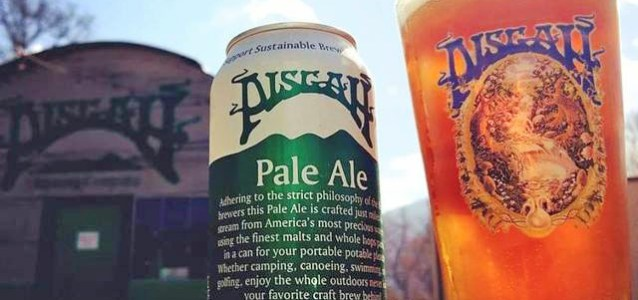 Asheville: $15 Certificate for Pisgah Brewing