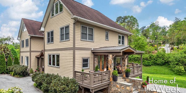 Beverly-Hanks Home of the Week: 7 Oxford Court in Asheville