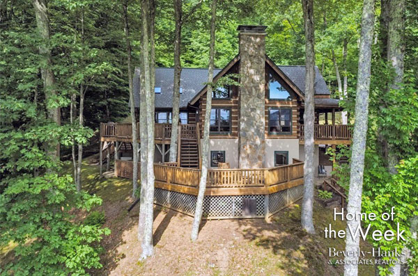 Beverly-Hanks Home of the Week: 96 Boyd Mountain Road in Waynesville