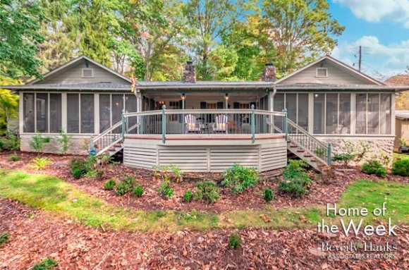 Beverly-Hanks Home of the Week: 305 Longview Drive in Waynesville