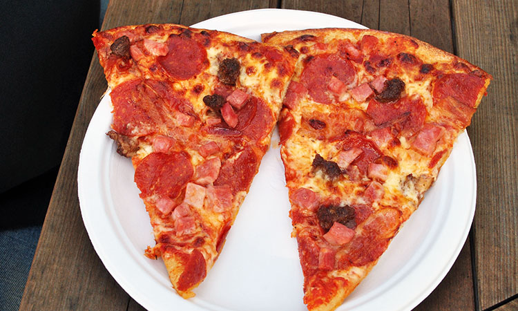 Here are 12 local pizza parlors in Asheville that offer tasty lunch slices.