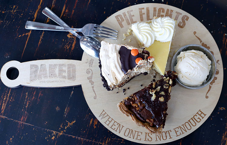 Baked Pie Company Proves that if Nothing is Ventured, Nothing is Gained