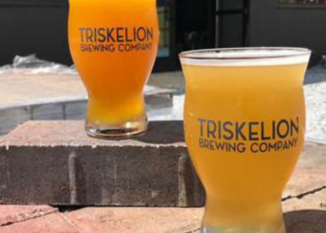 Grab a Flight at Triskelion Brewing