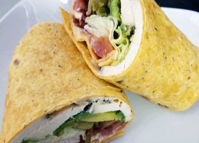 Hendersonville: Salad, Wrap, or Sandwich from The Baker's Box