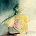 Vintage Mitsouko Perfume