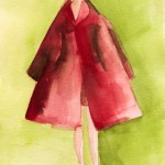 Fashion Illustration – Inspired by Comme des Garcons