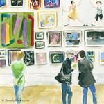 Royal Academy Summer Exhibit