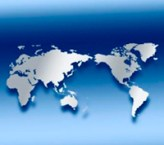 image of the continents on the globe - Beverly Goldsmith is a Christian Science practitioner based in Melbourne, Australia