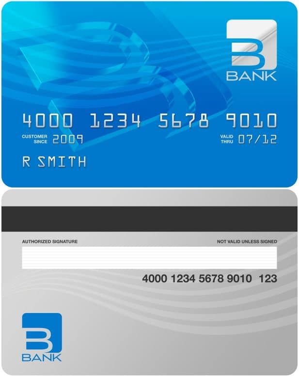 Visa Credit Card Back Why You'd B...